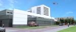 New X-block of North Estonia Medical Centre